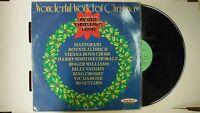33 RPM Vinyl Various Artists Wonderful World of Christmas HDY-1929 110414KME