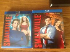 Smallville - The Complete Seventh & Eighth Season on Blu-ray Disc