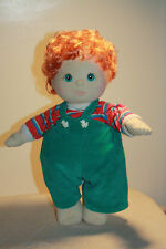 Vintage 1985 Mattel My Child Doll Red Curly Hair & Green Eyes