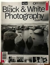 Black & White Photography Book Camera Guide Editing 7th Ed 2018 FREE SHIPPING JB
