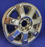 13 14 FORD F150 Wheel 18x7-1/2 Alloy 7 Spoke Solid Spokes AL3J1007CA OEM 3915