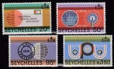 UPU 100 Jaar - Seychelles postfris 1974 MNH 322-325 (upu162)