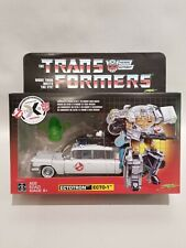 New listing Transformers Ectotron Ecto 1 Ghostbusters Brand New Sealed Package