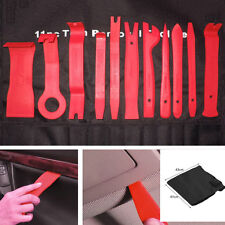 Zierleistenkeil Set 11-teilig Lösehebel Satz Montagekeile Plastikkeil Werkzeug