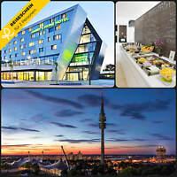 Kurzurlaub Hotelgutschein 4 Tage 2 Personen Harrys Home München Bayern Citytrip