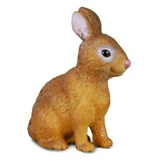 Wild Rabbit - CollectA (88002): vinyl miniature toy animal figure