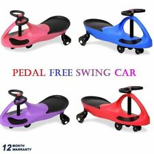 Pedal Swing Car Ride - On Toys