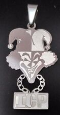 ICP Insane Clown Posse COC Stainless Steel Charm twiztid rare juggalo ABK