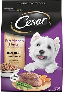CESAR Small Breed Dry & Wet Dog Food, All Flavors free shippiN