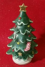 Vtg Lefton Christmas Tree * Hors D' Oeuvres * Appetizer * Toothpick * 054/96