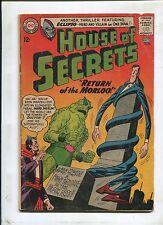 House Of Secrets #68 ~ Return Of The Morloo! ~ (4.0)WH