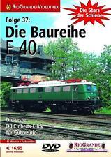 DVD Stars der Schiene 37 - Die Baureihe E 40