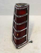 1977/78/79 Lincoln Continental Mark V Driver LH Side Tail Light OEM
