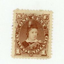 NEWFOUNDLAND--Individual Stamp Scott #41