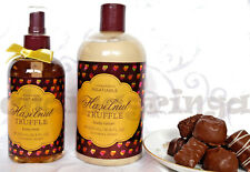 Victoria's Secret Insatiable HAZELNUT TRUFFLE Mist & Lotion Hazelnut Cream Mocha