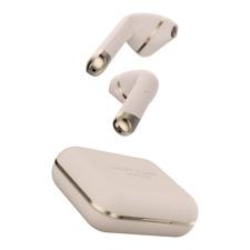 Happy Tapones Auriculares Auriculares Bluetooth 1 de aire Pod Para Iphone En Oro Rosa ex Dis