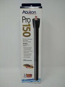 Aqueon Pro 150 Watt Aquariums Heater - 55 Gallons #0598