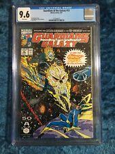 Marvel Comics 6/91 - Guardians of the Galaxy #13 - CGC 9.6  - Free Ship!