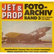 Jet&Prop FOTO-ARCHIV 3 Flugzeug-Fotos aus privaten Sammlungen / Birkholz - Mexpl