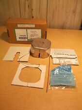 New Lightolier Lytespan Ceiling Canopy Kit 6096Wh *Free Shipping*