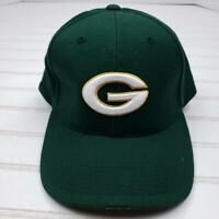 Nike Team Green Bay Packers NFL football wool fitted hat cap green 7 3/8