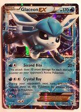 Pokemon Card Fates Collide Glaceon EX 20/124