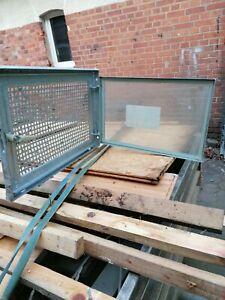 Verzinkte Stahlkellerfenster