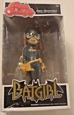 "Batgirl Vinyl Collectible Funko Rock Candy DC Comics Collection 5"" Figure NIP"