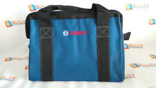 "New Bosch 15"" Heavy Duty Contractors Canvas Tool Bag L@@K"