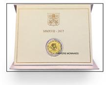 NOUVEAU 2  EURO BU VATICAN ANNIVERSAIRE DU MARTYRE DE ST PIERRE ET ST PAUL 2017