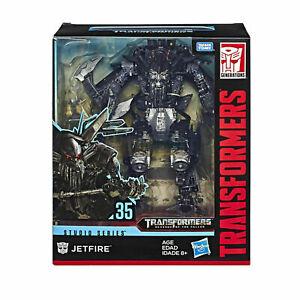 Transformers Studio Series SS35 Leader Class ROFT JETFIRE Robot Toys