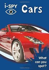 i-SPY Cars: What Can You Spot? by i-SPY (Paperback, 2016) Michelin Activity Book