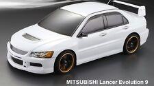 1:10 Lexan body/carrocería mitsubishi lancer evo 9 (transparente)