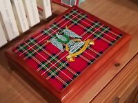 Royal Scots Dragoon Guards Military Medals and Memorabilia Box, Perfect Gift,