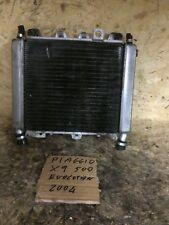 Piaggio X9 500 Evolution 2003/2005 Radiatore acqua raffreddamento