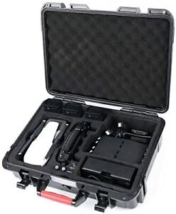 Carrying Case Compatible for DJI Mavic Air Fly More Combo Waterproof