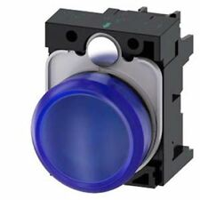 Indicador LED azul Siemens SIRIUS acto, 22.3 mm recorte, IP66, IP67, IP69, IP69K, R