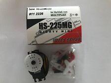 +++ HITEC HS 225 MG JR Servo 112226 +++