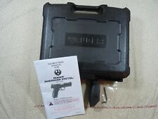 Ruger American Pro Model Factory Hard Case With Manual - 98614.