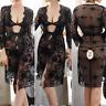 Sexy Lingerie Lace Dress Babydoll Women Underwear Nightwear Sleepwear Plus Size