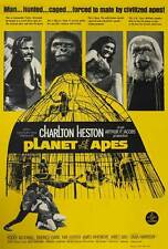 "PLANET OF THE APES Movie Poster [Licensed-NEW-USA] 27x40"" Theater Size (1968)"