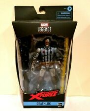 HASBRO MARVEL LEGENDS EXCLUSIVE X-FORCE DEATHLOK(LUTHER MANNING)W/WEAPONS
