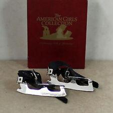 American Girl Doll, Samantha's Ice Skates, w/ box