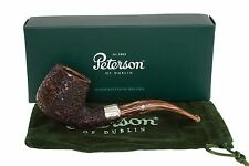 Peterson Derry Rustic B8 Tobacco Pipe