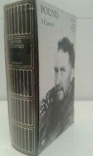 Ezra Pound - I Cantos - I Meridiani Mondadori