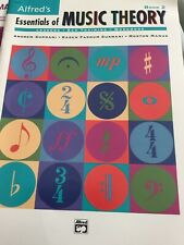 Essentials Of Music Theory Book 2 (1998 Alfred)