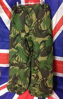 Genuine British Army DPM Camouflage MVP Goretex (Waterproof) Overtrousers Grade1