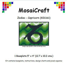 "Mosaicraft Pixel Craft Art Mosaïque Zodiac Kit /""Leo/"" pixelhobby"