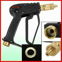 High Pressure Pure Copper Car Cleaner Washing Water Gun Spray Nozzle Garden