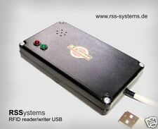 RFID READER/WRITER, I.CODE SLI, USBpw, 13,56MHz +3x TAGS